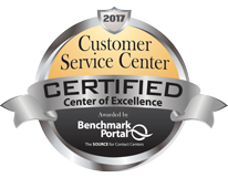 2017 Certified Center of Excellence